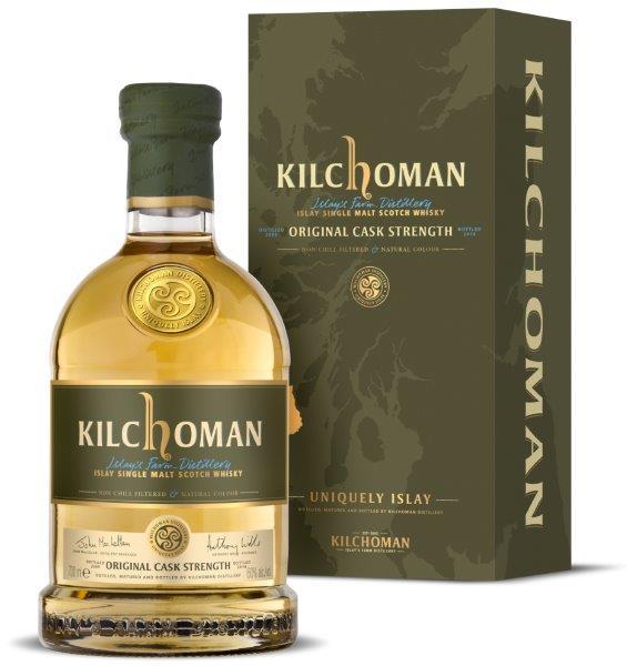 kilchoman-cask-strength